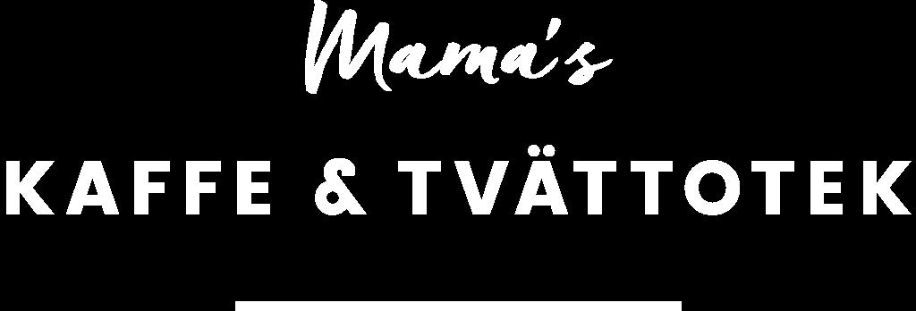 Mama's Kaffe & Tvättotek